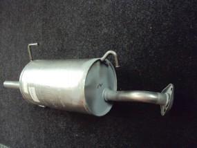 Almera N15 1.6 Endschalldämpfer