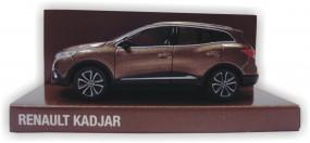 Modellauto Renault Kadjar Chocolat Brown