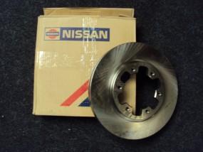 Nissan Pick Up und Terrano Bremsscheibe; Vorderachse