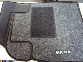 Nissan Micra K13 Textil Fußmatten