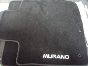 Nissan Murano Velours Fußmatten