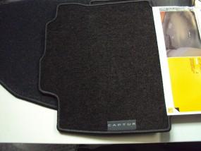 Renault Captur Textil Fußmatten