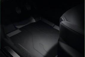 Renault Kadjar Gummifußmatte