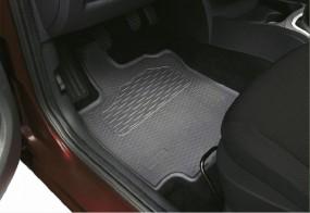 Renault Kangoo II Gummifußmatten