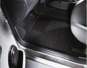 Dacia Logan Textil-Fußmatte