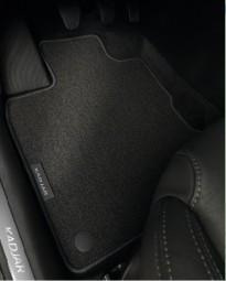 Renault Kadjar Textil-Fußmatten