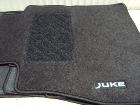 Nissan Juke F15 Textil Fußmatte