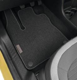 Renault Twingo III Textil-Fußmatte